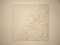 chalk on gesso, 2010