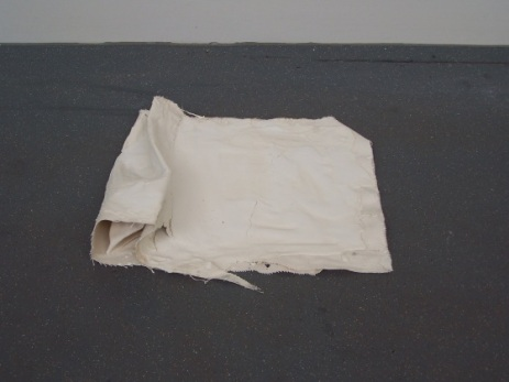 gesso on canvas, Aber 2010