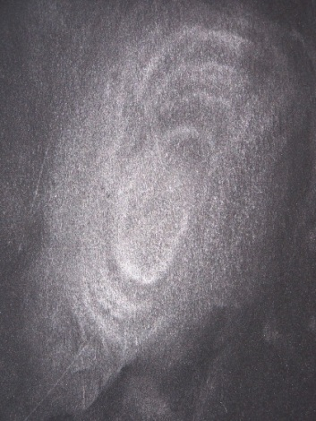 graphite drawing 2, Aber 2010