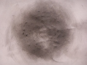 graphite drawing 5, Aber 2010