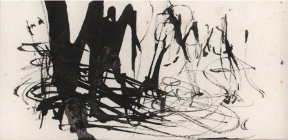 ink on card 3, 2006