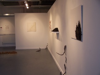 installation view 10, their specific reality 2010