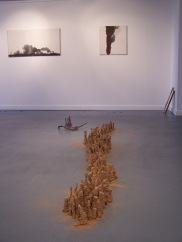 installation view 12, their specific reality 2010