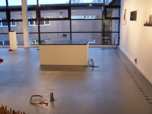 installation view 13, their specific reality 2010