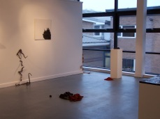 installation view 2, their specific reality 2010