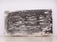 plaster drawing 4, Aber 2010
