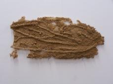 sand and wax, 2007