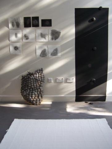 studio view 2, Aber 2010
